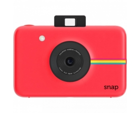 Моментальная фотокамера Polaroid Snap красная + 3 картриджа