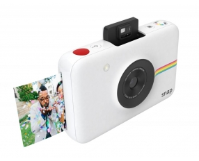 Моментальная фотокамера Polaroid Snap, белая