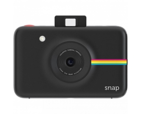 Моментальная фотокамера Polaroid Snap черная + 5 картриджей