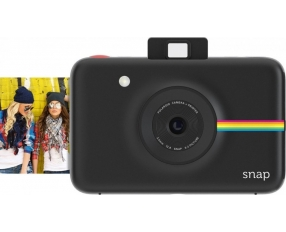 Моментальная фотокамера Polaroid Snap, черная